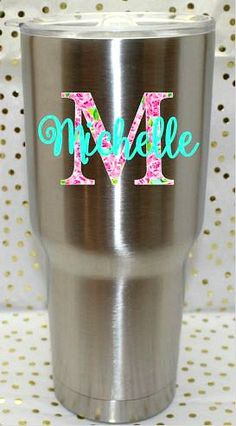 Check Out This Item In My Etsy Shop Httpswwwetsycomlisting - Custom custom vinyl decals for cups