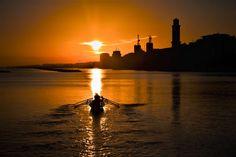 Lungomare di Bari. Ph manuela Caputo. Celestial, Bari, Sunset, Digital, Ph, Outdoor, Fotografia, Outdoors, Sunsets