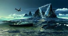 Ascension Earth ~ Fresh content posted throughout the day!  : UFO vs Humans ~ Mystery of the Pacific's Bermuda T...