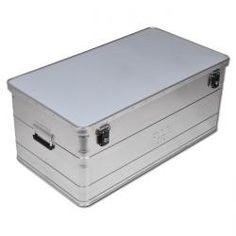 Alumiinilaatikot - sylinterin lukot - eri ulottuvuuksia