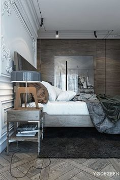LEEM Wonen chic appartement bedroom