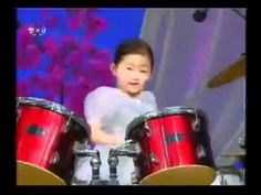 Funny North Korean Kids Playing Drums - Tronnixx in Stock - http://www.amazon.com/dp/B015MQEF2K - http://audio.tronnixx.com/uncategorized/funny-north-korean-kids-playing-drums/