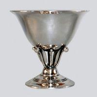 Georg Jensen Louvre Holloware Bowl 17B