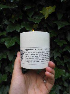 Appalachia Candle
