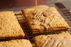 Brown Sugar–Cinnamon Pop Tarts