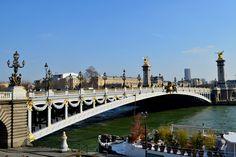 Pont Alexandre- III, 1896-1900, Paris, Joseph Cassien-Bernard (and others)