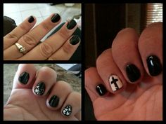 My own first nail design by Salina