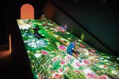 TeamLab to Get Permanent Digital Art Museum Opening This Summer in Tokyo | Spoon & Tamago