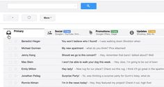 今月はグーグルのアップデートが吹き荒れていますね。Gmailが新しくなります。メール受信箱環境をもっと快適にするために新機能が搭載。以前から...
