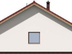 DOM.PL™ - Projekt domu ARD Rumianek 1 paliwo stałe CE - DOM RD1-70 - gotowy koszt budowy Dom, Mirror, Furniture, Home Decor, Dinner, Decoration Home, Room Decor, Mirrors, Home Furnishings