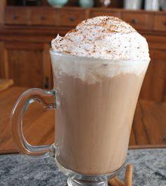 Pumpkin Hot Chocolate - Rita Reviews