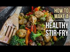 It's time to add some diesel to the standard stir-fry. Combine a delicious pile of protein, veggies, and carbs in this easy-to-make recipe, and give your gains some serious fuel!