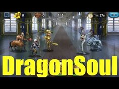 DragonSoul GAMEPLAY IOS