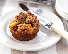 Peach and Weet-Bix Muffins recipe from Food in a Minute