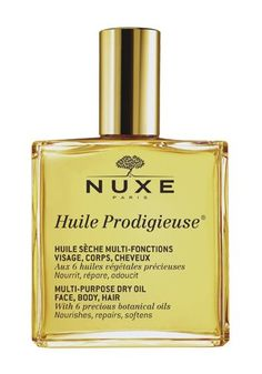 To try: NUXE Huile Prodigieuse Multi-Purpose Dry Oil, 1.6 fl. oz. NUXE
