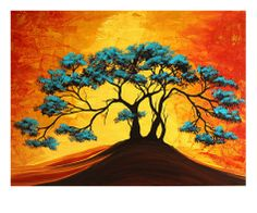 New Growth Giclee Print by Megan Aroon Duncanson at Art.com