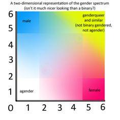 Gender Spectrum Blank