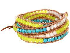 Chan Luu 32 Neon Yellow Mix Bracelet BS-2259