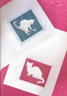 Gallery.ru / Фото #27 - Francien van Westering - Katten borduren met francien - anfisa1