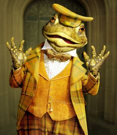 Mr. Toad by ~ravenscar45 on deviantART