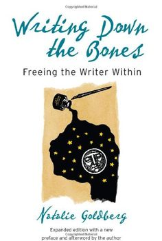 Writing Down the Bones: Freeing the Writer Within, 2nd Edition by Natalie Goldberg http://smile.amazon.com/dp/1590302613/ref=cm_sw_r_pi_dp_bG9nwb1SCA30T