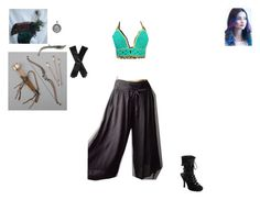 """""""Italy's Pirate!Daughter"""" by mercy-kyle on Polyvore featuring Bling Jewelry and Funtasma"""
