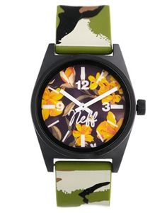 Neff Watch With Commando Print