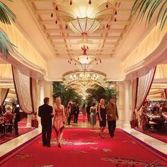 Encore Wynn Las Vegas, Interior Designed By HBA/Hirsch Bedner Associates.