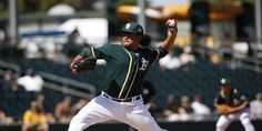 Manaea's MLB debut a well-rounded outing of successes and struggles