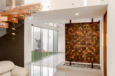 Moderner Flur, Diele & Treppenhaus Bilder von GENETICA ARQ STUDIO | homify