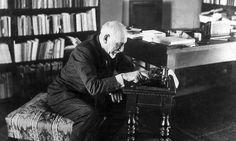 Écrivains au travail #10 Luigi Pirandello. #littérature #photographie