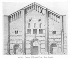 S. Michele (Pavia): Facade | Flickr - Photo Sharing!