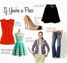 Image result for 2017 pear shaped clothes