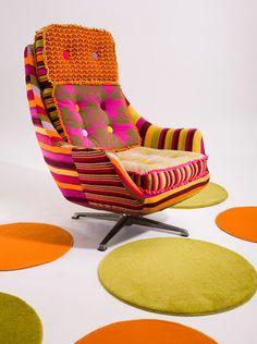 Deryn Relph chair