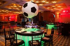 Have a Ball With These Soccer Theme Bar or Bat Mitzvah Ideas | Jew it Up!
