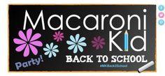 You're Invited ~ Macaroni Kid Back to School Party! | Macaroni Kid