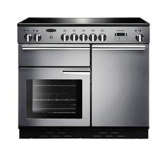 rangemaster professional plus 100cm dual fuel range cooker domestic appliances range cooker