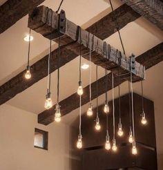 Industrial Style Interiors Using Rustic Brick Walls