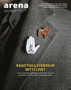 Nytt omslag ! http://www.tidskriftenarena.se/prenumerera