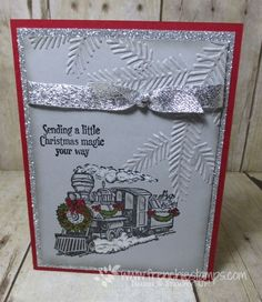Hello Stampers      OH! the request for Christmas card and to be honest it is strange for me to think of Christmas when it still in the h...