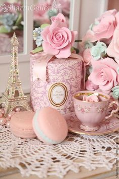 pastels.quenalbertini: Beautiful pastel, PrettyShabby2