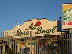 Rose Bowl, Pasadena, CA
