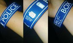 we share the same bracelet :3