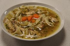 Noodles and Co. Chicken Noodle Soup Recipe
