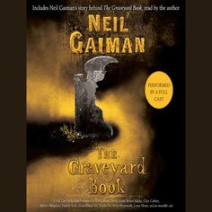 """Full cast version of The Graveyard Book by Neil Gaiman. For the """"Audiobook that has won an Audie Award"""" reading challenge category. It actually won THREE Audies! Andrew Scott, Neil Gaiman, Full Cast, It Cast, Lenny Henry, Reece Shearsmith, Emilia Fox, The Graveyard Book, Best Audiobooks"""