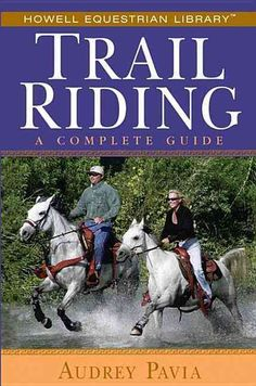 Experience the sheer joy of being one with your horse and one with nature. When you're riding the trails with your horse, you enjoy a refreshing feeling of freedom, the exhilaration of exploration, an