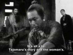 KUROSAWA: Rashomon (1950) HD trailer