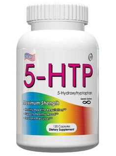 5-HTP- Hormone Balancing and Mood Enhancer, 50mg, 120 Capsules, 4 Month Supply, (Appetite Suppressant, Anxiety Relief and Helps Fight Fatigue!!) Genetic Solutions.