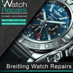 We are Watch-Repair-Shop and we offer Breitling Watch Repair Services in London and across the UK, we are pro experts repairing Breitling watches. For more information please visit http://www.watchrepairshop.co.uk #WatchRepair #Breitling #Watchrepairshop