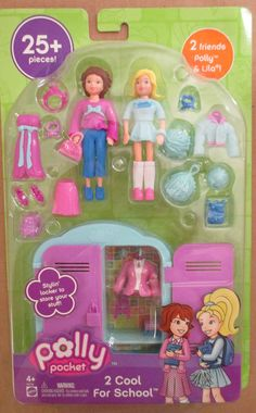 POLLY+POCKET***2+COOL+FOR+SCHOOL***+